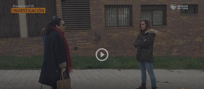 Entrevista en La Mañana de TVE