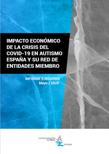 Impacto económico de la crisis del COVID-19 en entidades que trabajan con personas con TEA.