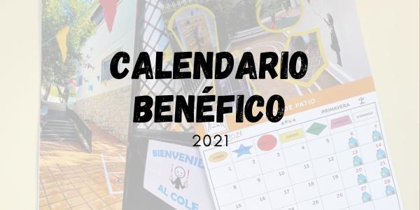 CALENDARIO BENÉFICO 2021